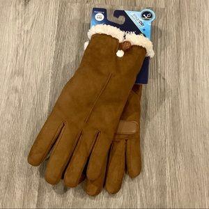 NEW ❗️ SmartDri Microfiber Gloves - Isotoner - NWT